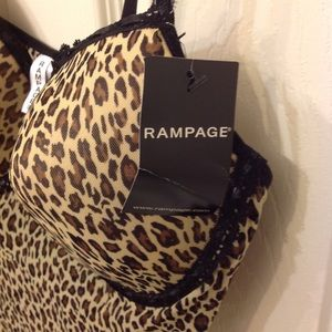 Rampage 3X Woman's sexy Lingerie w/G string NWT